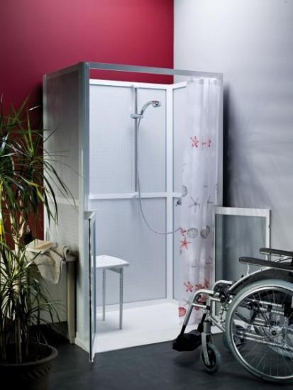S r habitat vous tes un particulier cabines de douche - Douche pour handicape fabricant ...